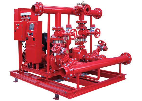 yangın hidrofor sistemleri